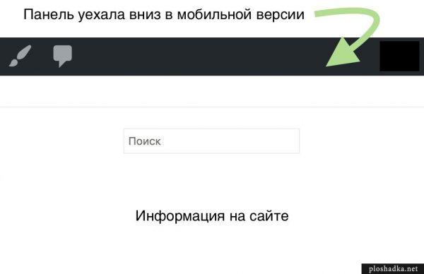Панель администратора в WordPress