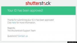 Как зарегистрироваться на ShutterStock.com в качестве автора