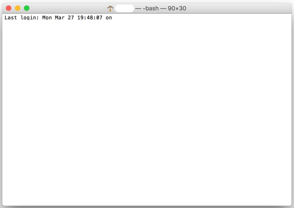 Управление сервером через SSH с помощью Терминала
