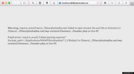 Как искать ошибки при загрузки WordPress
