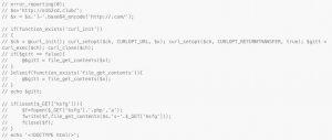 Исправление темы WordPress с вредосносными кодами