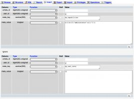 Как добавить администратора в WordPress через MySQL