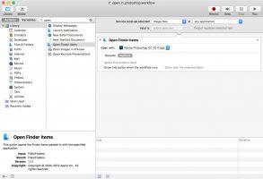 Mac OS — как открыть файл сочетанием клавиш