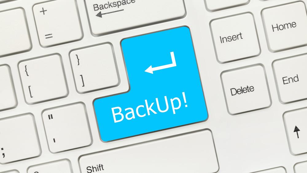 Как быстро восстановить резервную копию на сервере